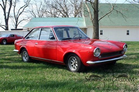 fiat 124 for sale 1969 fiat 124 sport coupe classic italian cars for sale