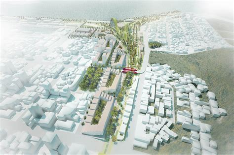 urban design competition winners comp kaohsiung port station urban design competition