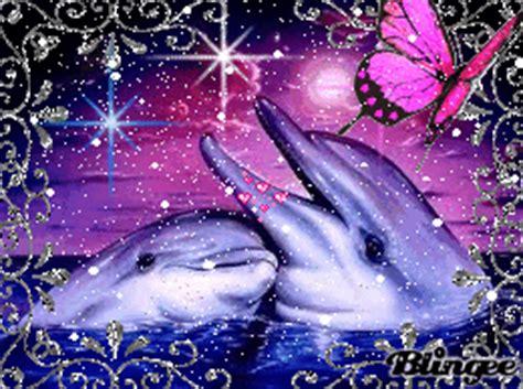 Imagenes De Amor Animadas De Delfines   amor entre delfines fotograf 237 a 130540820 blingee com