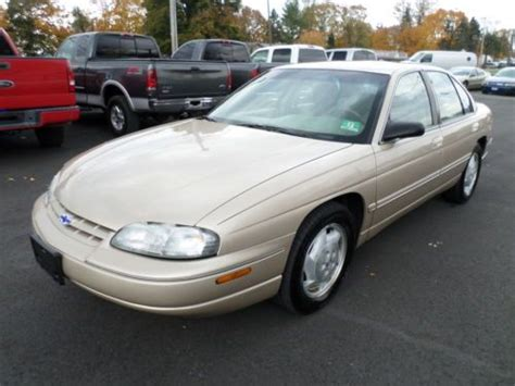 purchase   reserve  chevy lumina  owner