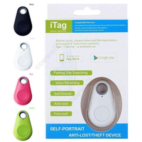 Itag Anti Lose itag anti lost self portrait theft device mini smart bluetooth alarm gps tracker locator remote