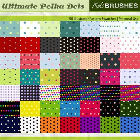illustrator pattern dots free polka dot background patterns 250 free designs