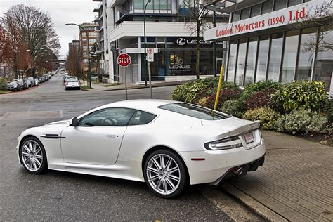 Aston Martin Dbs 0 60 by Aston Martin 2010 Dbs Touchtronic Ii 2 Door Coupe