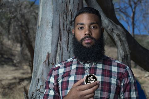 beard care for black men by the mod cabin the mod cabin