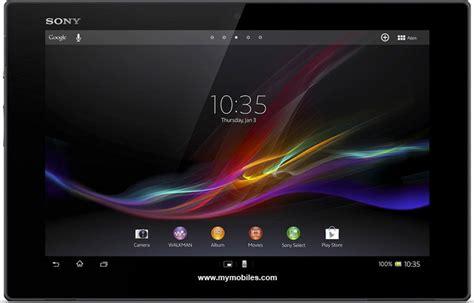 Sony Xperia Tablet Z Wi Fi sony xperia tablet z wi fi 32gb