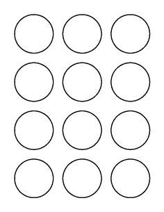 2 inch circle template 1000 images about templates on circle pattern