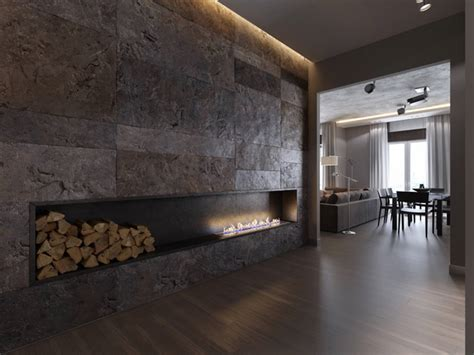 interior design fireplace ideas chic linear fireplace ideas modern fireplaces with great