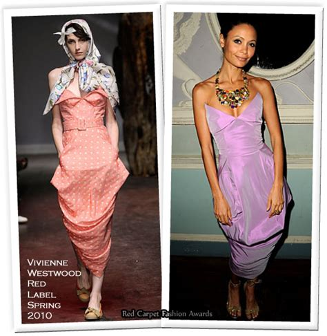 Catwalk To Carpet Thandie Newton by Runway To Quot Letter Quot Premiere Thandie Newton In