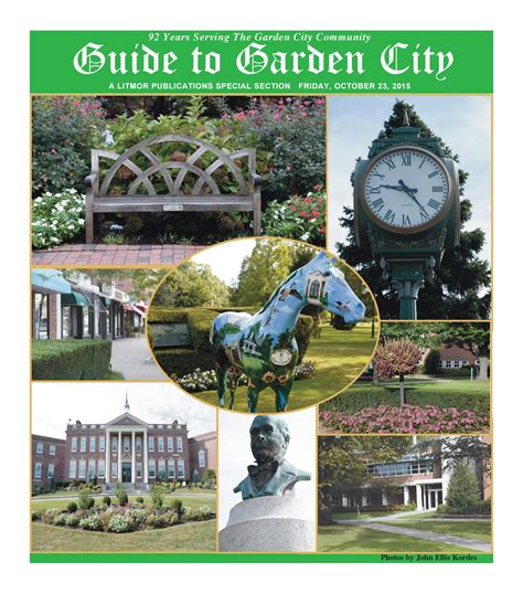 Garden City Discount Liquor by The Guide To Garden City 2015 By Litmor Publishing Issuu
