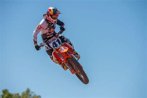 Ktm Motocross Trey Canard Signs To Bull Ktm Transworld Motocross