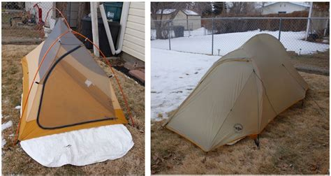 Backpacking Light Forum by Big Agnes Fly Creek Ul1 And Ul2 Backpacking Light