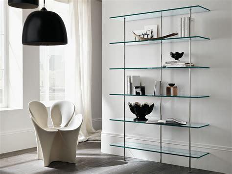 librerie urbino libreria componibile in vetro trasparenza by t d tonelli