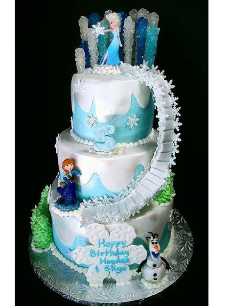 Frozen Cakes Decorations by Frozen Birthday Cake Ideas Goodtoknow