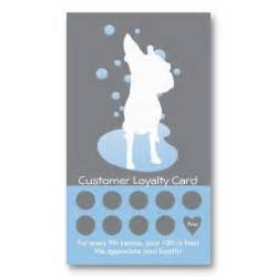 grooming business ideas grooming business card loyalty card follow me toys