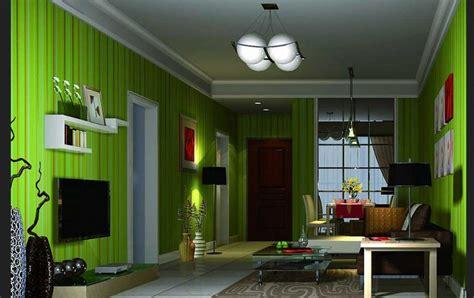 warna ruang tamu rumah kampung desainrumahidcom