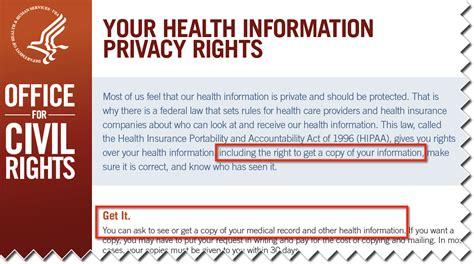 Hipaa Privacy Rights Hipaa Privacy Rights Tire Driveeasy Co