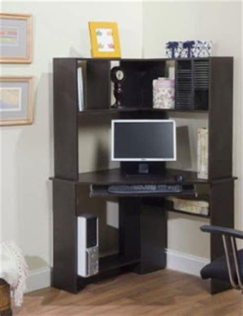 Tms Morgan Desk With Hutch Corner Computer Desks For Small Spaces Corner Computer