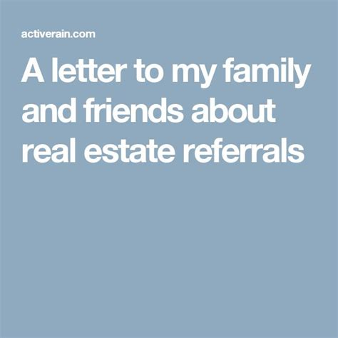 letter of recommendation for real estate agent letter of