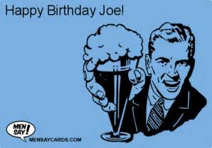 happy birthday joe ecard