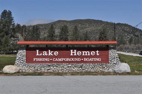 Lake Hemet Cabins by Lake Hemet Cground