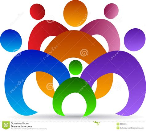 what color represents unity unity of stock images image 38653204