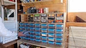 Garage Storage How To Build A Multipurpose Garage Storage Station