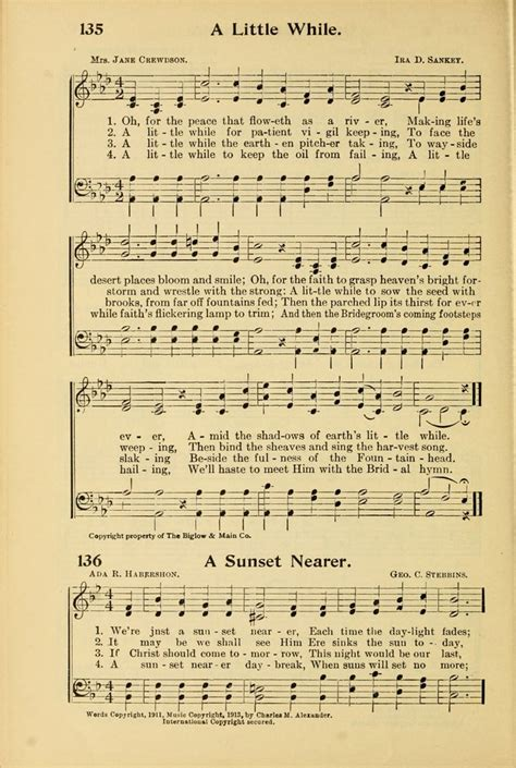 Mba To Ma Nh Line by O For The Peace That Floweth As A River Hymnary Org