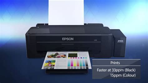 Printer Epson L310 Bekas epson l310 inktank printer