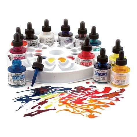 liquid water colors hydrus watercolor sets by dr ph martin cheap