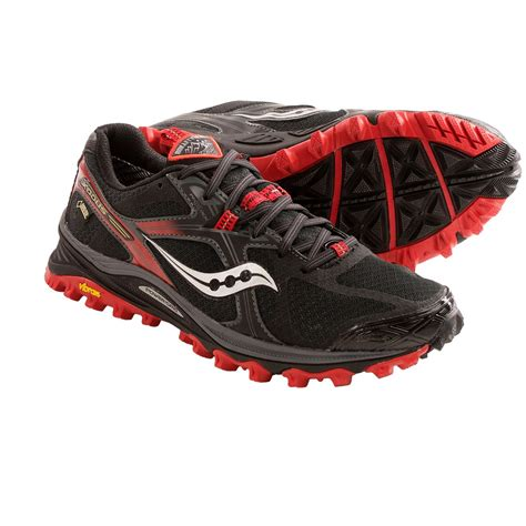 saucony waterproof trail running shoes saucony xodus 5 0 tex trail running shoes