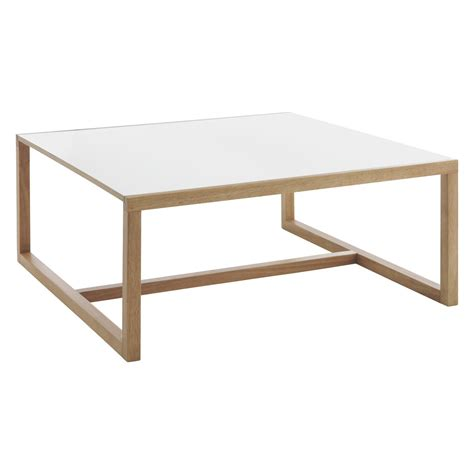 coffee table kenstal white square coffee table buy now at habitat uk
