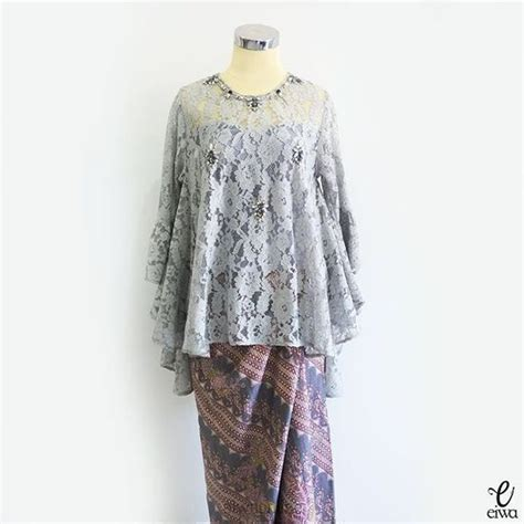Setelan Kebaya Stretch Lammia Dusty Pink 59 best kebaya images on