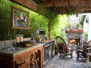 Outside Kitchen Ideas 25 of the most gorgeous outdoor kitchens brit co