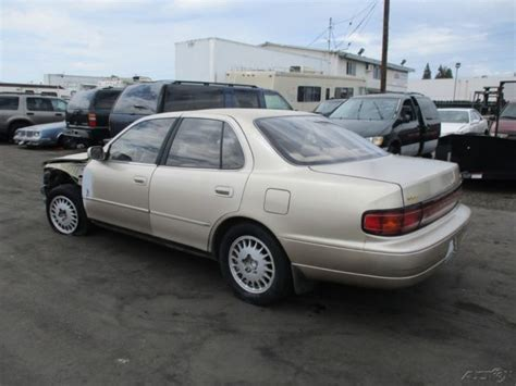 how to sell used cars 1994 toyota camry free book repair manuals c 1994 toyota camry le v6 used 3l v6 24v automatic sedan no reserve classic toyota camry 1994