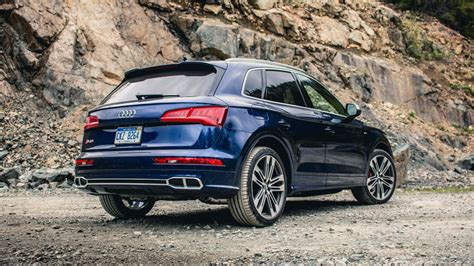 Audi Q5s by 2018 Audi Sq5 Lifies The Q5 S Goodness With 354