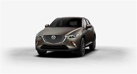 where does mazda come from which colors does the 2017 mazda cx 3 come in