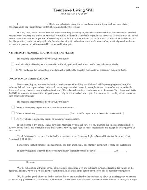 free last will and testament template microsoft word printable