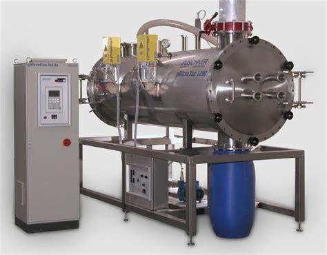 Vaccum Dryer p 252 schner microwave power systems