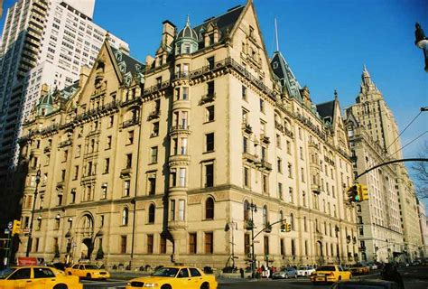 The Dakota the top 5 must see in new york city that are the