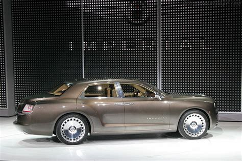 Chrysler Imperial Concept Car by Chrysler Imperial Concept 2006 American