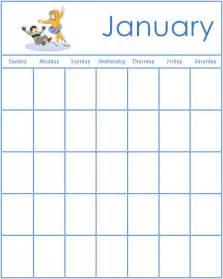 free preschool calendar template preschool calendars