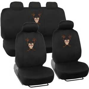 Car Seat Covers Set Walmart Taz Tasmanian Seat Covers For Car And Suv Auto Interior