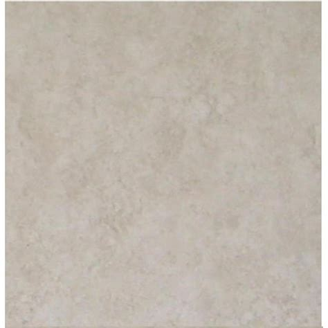 trafficmaster sahara 12 in x 12 in beige ceramic floor and wall tile 15 sq ft case
