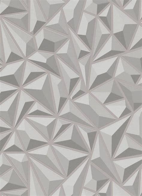geo wallpaper grey erismann wallpaper decorating