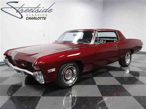 1968 chevrolet impala for sale 1968 chevrolet impala ss for sale on classiccars