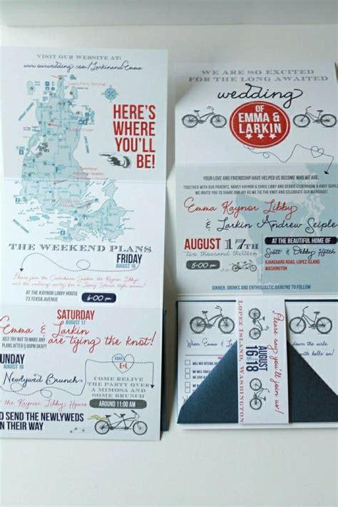 Hochzeitseinladung Reise by 51 Originelle Designs Hochzeitseinladungen