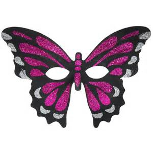 Butterfly Mask Template by Pink Glitter Butterfly Mask Diy Mardi Gras