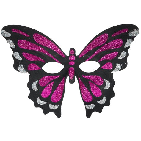 butterfly mask template pink glitter butterfly mask diy mardi gras