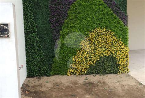 imagenes muros verdes 25 melhores ideias sobre muros verdes artificiales no