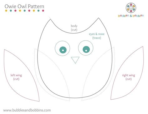owl templates for sewing best 25 owl sewing ideas on owl sewing